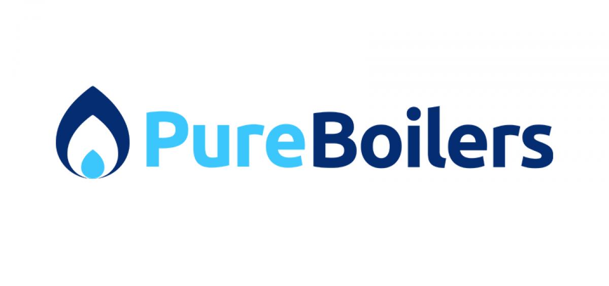 Pure Boiler Logo for Blog